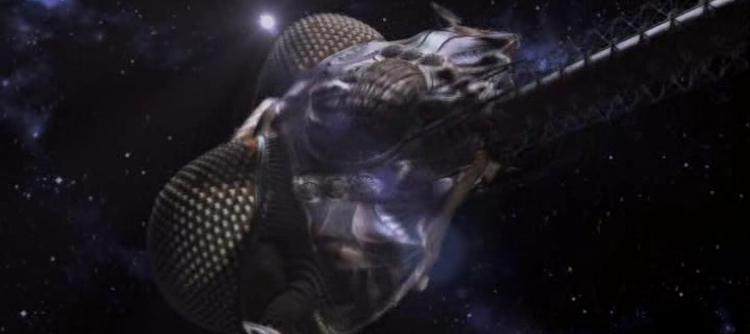 Lexx - лучшая фантастика в двух вселенных
