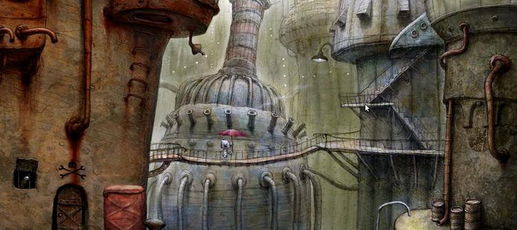 Machinarium - постапокалиптическая игра для линуксоидов